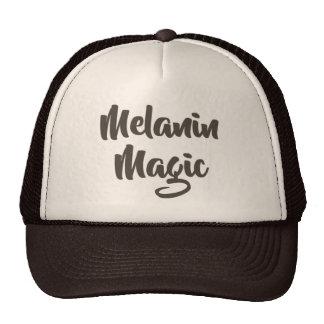 Melanin Magic  Trucker Hat