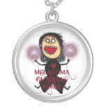 Melanoma Cancer Guardian Angel Jewelry