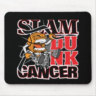 Melanoma Cancer - Slam Dunk Cancer Mouse Pad