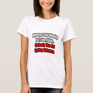 Melanoma Quote T-Shirt