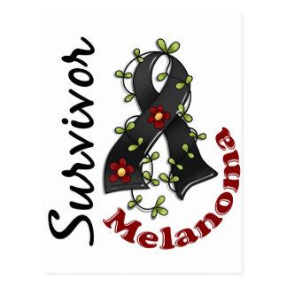 Melanoma Survivor 15 Postcard