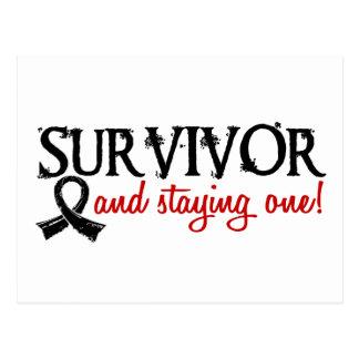 Melanoma Survivor 18 Postcard