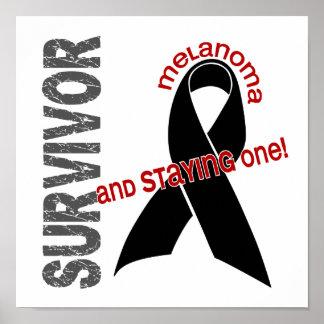 Melanoma Survivor 1 Poster