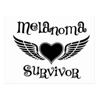 Melanoma Survivor Post Card