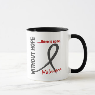 Melanoma Without Hope 1 Mug