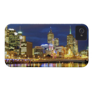 Melbourne, Australia. A nighttime view of the 2 iPhone 4 Case