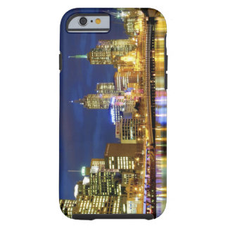 Melbourne, Australia. A nighttime view of the 2 Tough iPhone 6 Case