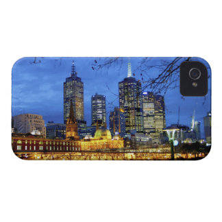Melbourne, Australia. A nighttime view of the iPhone 4 Case-Mate Case