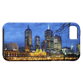Melbourne, Australia. A nighttime view of the iPhone 5 Cover
