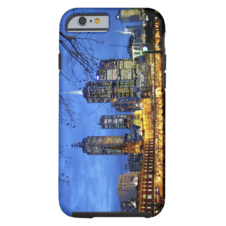 Melbourne, Australia. A nighttime view of the Tough iPhone 6 Case