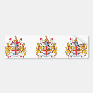 melbourne, Australia Bumper Sticker
