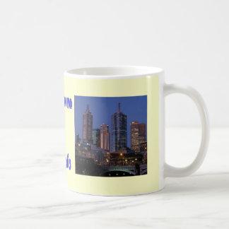 Melbourne Australia cool photography mug design