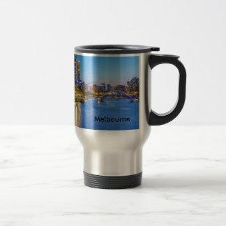 Melbourne Australia Travel Mug