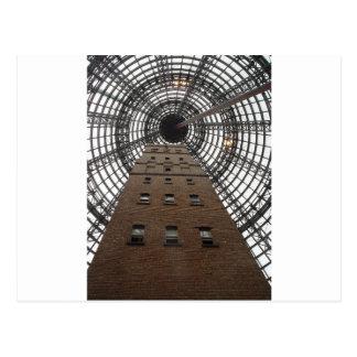 Melbourne Central Historic Shot Tower Postcard