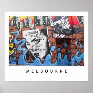 Melbourne Lanes 2 Print