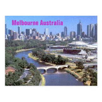 Melbourne postcard