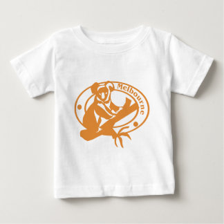 Melbourne Stamp Baby T-Shirt