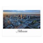 Melbourne's Hoddle Grid Postcards