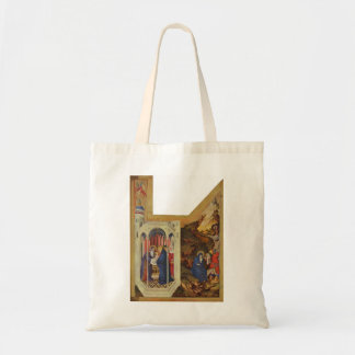 Melchior Broederlam- Altar of Philip the Bold Tote Bags