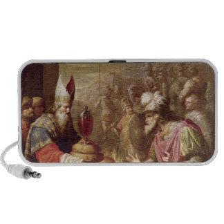 Melchizedek Offering Bread and Wine Mp3 Speaker