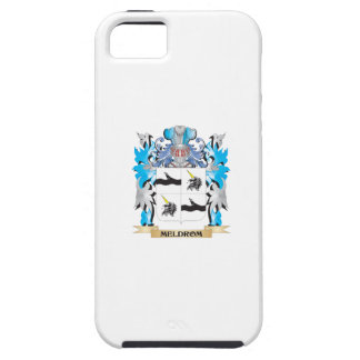 Meldrom Coat of Arms - Family Crest iPhone 5/5S Case