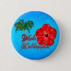Mele Kalikimaka 6 Cm Round Badge