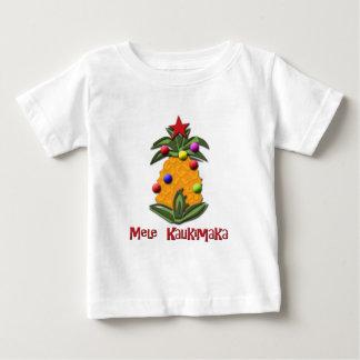Mele Kalikimaka Baby T-Shirt
