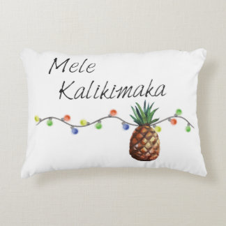 Mele Kalikimaka - Christmas Pillow