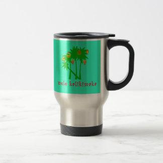 Mele Kalikimaka Hawaiian Christmas Apparel Mug