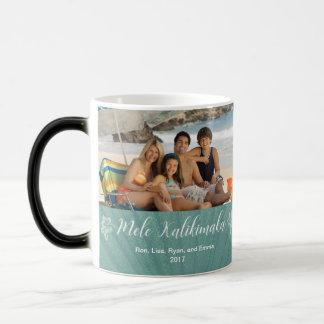 Mele Kalikimaka Morphing Mug