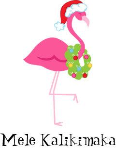 Flamingo Christmas Cards.Pink Flamingo Christmas Cards Zazzle Uk
