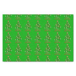 Mele Kalikimaka Sea Turtles Tissue Paper