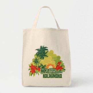 Mele Kalikimaka Tropical Island Hawaiian Christmas