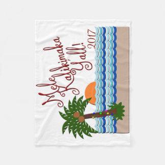 Mele Kalikimaka Y'all Beach Blanket