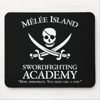 Melee Island Swordfighting Academy Mousepad