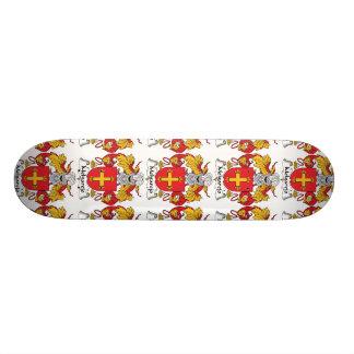 Melgarejo Family Crest Skate Boards