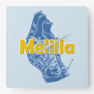 Melilla Wall Clocks