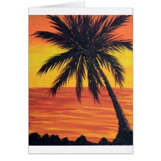 melindas balmy palm card
