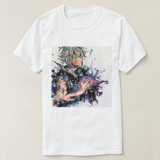 Meliodas Print Design Men's T-Shirt