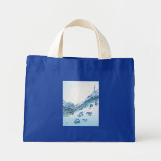 Melissa A Benson Water Challenge Tote Bag