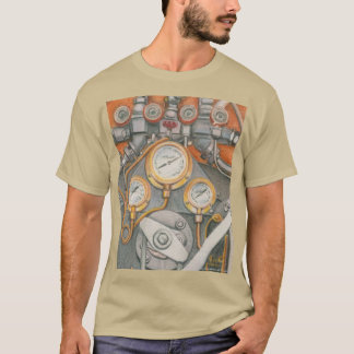 Melissa Benson A Well Tuned Machine T-Shirt