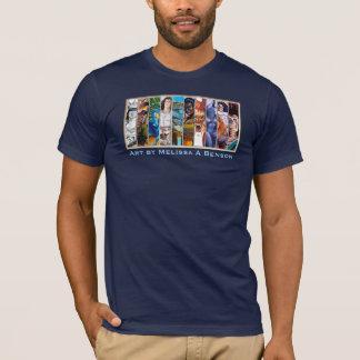 Melissa Benson Fantasy Sampler T-Shirt