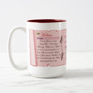 Melissa mug 2