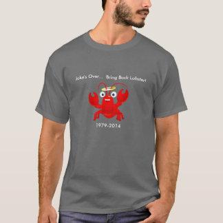Melissa's better lobster shirt! T-Shirt