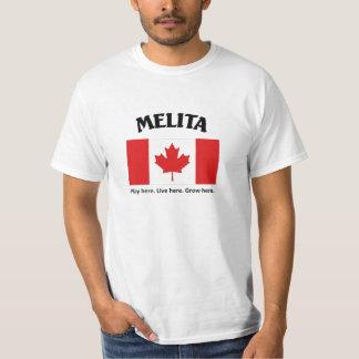 Melita T-shirts