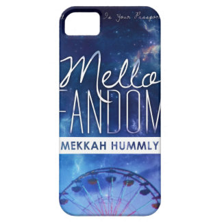 Mello Fandom Iphone Case iPhone 5 Covers