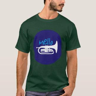 """""""Mello"""" Forest Green T-Shirt"""