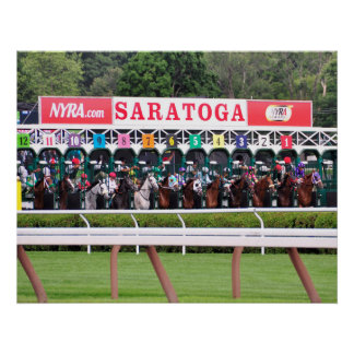 Mellon Turf - Saratoga Race Course Posters