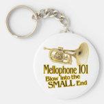 Mellophone Keychain