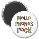Mellophones Rock Magnets